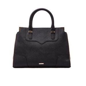 Rebecca Minkoff Black Satchel Handbag